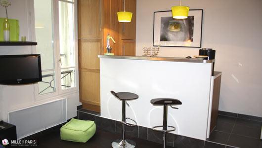 Appartement Rue Bertin Poirée, Paris 1er