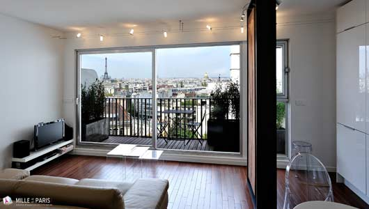 Location meubl e luxe paris location vacances luxe paris for Location appart meuble paris