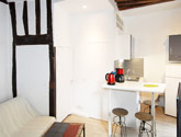 Vacation Rental Rue Xavier Privas II, Paris 5th