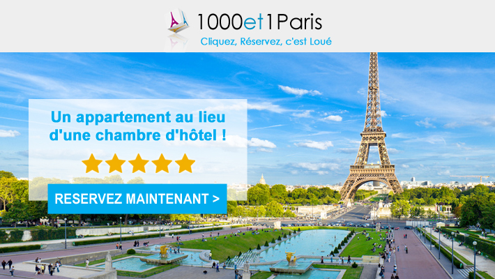 R servez votre appart h tel paris voyager plus grand for Appart hotel paris location au mois